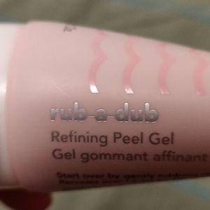 Saturday Skin Rub A Dub Refining Peel Gel  NEW